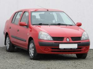Renault Thalia 2003 Sedan czerwony 7