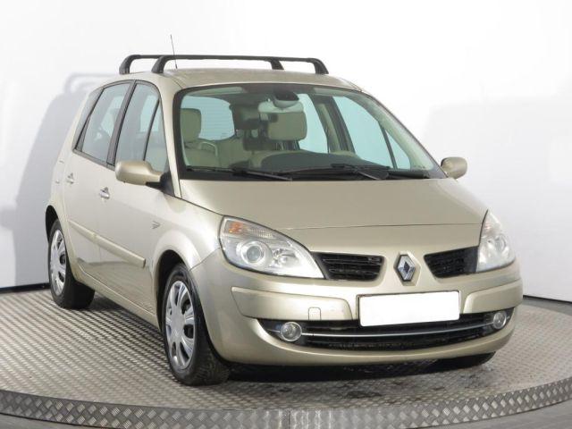 Renault Scenic  (2007, 1.9 dCi)