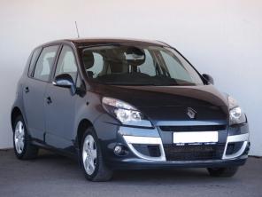 Renault Scenic 2010 MPV szürke 6