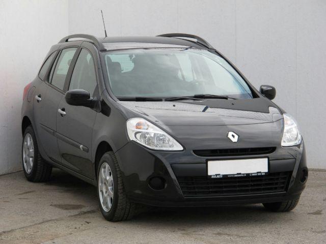 Renault Clio Combi (2010, 1.5 dCi)