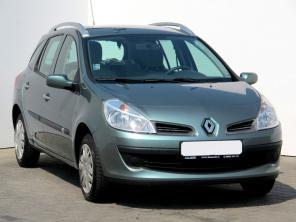 Renault Clio 2008 Combi zielony 10