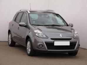 Renault Clio 2011 Combi szary 5