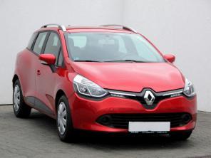 Renault Clio 2014 Combi czerwony 4