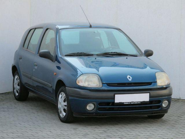 Renault Clio  (1999, 1.2)
