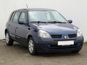 Renault Clio 2003 Hatchback niebieski 9
