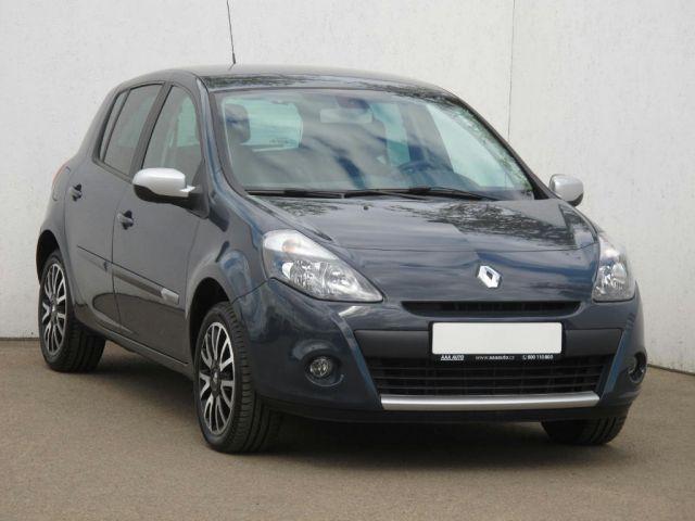 Renault Clio  (2012, 1.2 16V)