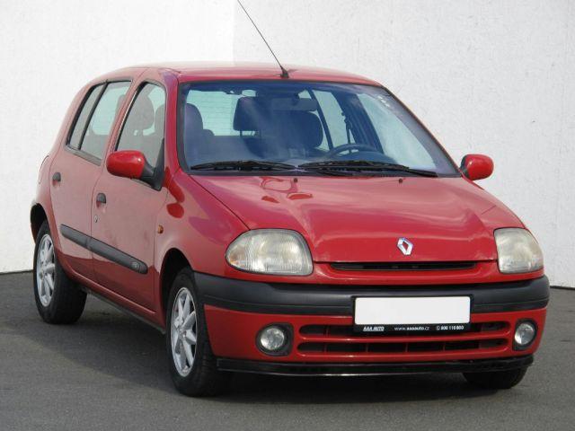 Renault Clio  (2001, 1.2)