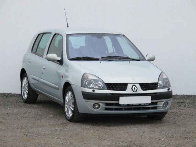 Renault Clio  (2005, 1.2 16V)