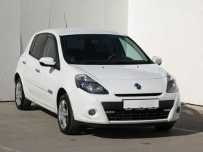 Renault Clio 2013 Hatchback biały 8