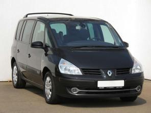 Renault Espace 2007 MPV fekete 2