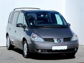 Renault Espace 2003 Rodinné autá šedá 5