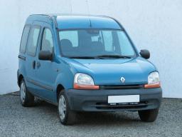 Renault Kangoo 2003 Pickup modrá 5