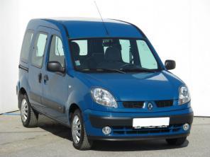Renault Kangoo 2008 Pickup modrá 4