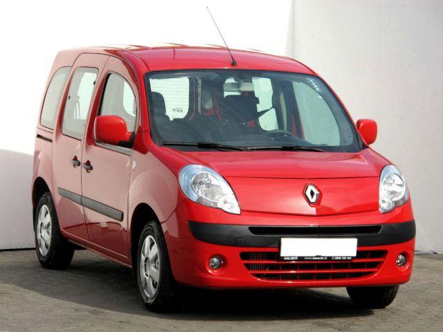 Renault Kangoo  (2011, 1.5 dCi)