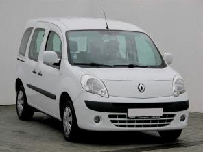 Renault Kangoo 2013 Pickup bílá 10