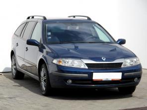 Renault Laguna 2004 Combi szary 6