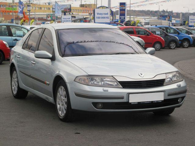 Renault Laguna  (2004, 2.0 16V Turbo)