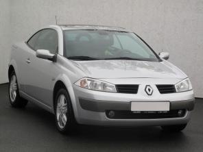 Renault Megane 2004 Cabrio červená 4