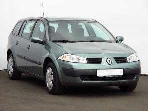 Renault Megane 2005 Combi zielony 9
