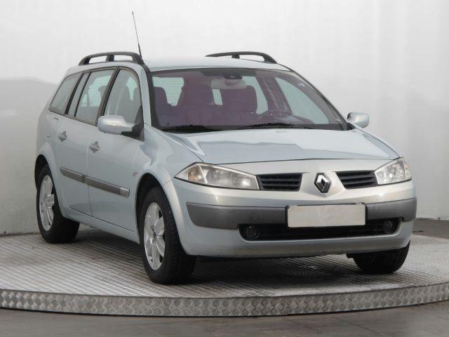 Renault Megane Combi (2006, 1.6 16V)