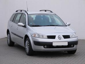 Renault Megane 2006 Combi srebrny 8