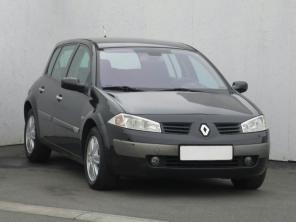 Renault Megane 2004 Hatchback czarny 2