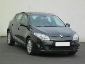 Renault Megane 2012 Hatchback czarny 9