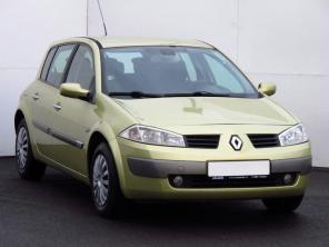 Renault Megane 2004 Hatchback zielony 7