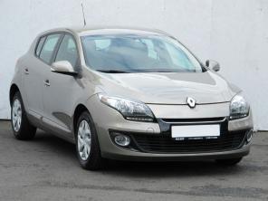Renault Megane 2014 Hatchback srebrny 10
