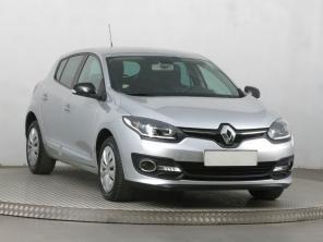 Renault Megane 2015 Hatchback srebrny 8