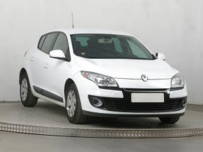 Renault Megane 2012 Hatchback biały 4