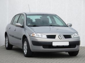 Renault Megane 2004 Sedan béžová 8