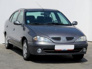 Renault Megane 2000 Sedan szary 8