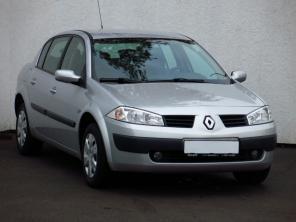 Renault Megane 2006 Sedan srebrny 8