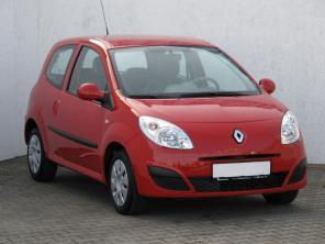 Renault Twingo 2011 Hatchback červená 10