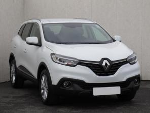 Renault Kadjar 2016 SUV bílá 5