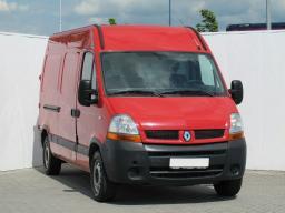 Renault Master 2007 Van červená 4