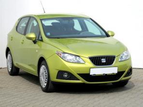 Seat Ibiza 2012 Hatchback zöld 2