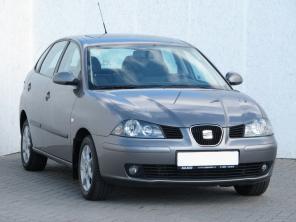 Seat Ibiza 2003 Hatchback šedá 10
