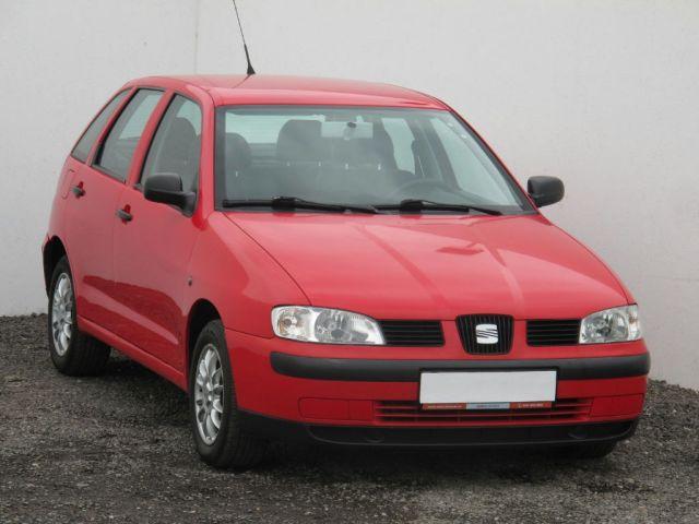 Seat Ibiza  (2001, 1.9 TDI)