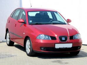 Seat Ibiza 2004 Hatchback červená 9