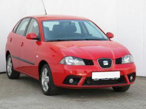 Seat Ibiza 2007 Hatchback červená 7
