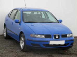 Seat Leon 2004 Hatchback niebieski 6
