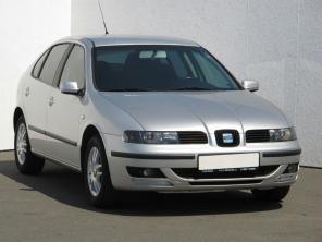 Seat Leon 2003 Hatchback szary 10