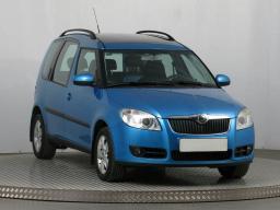Škoda Roomster 2008 MPV modrá 1
