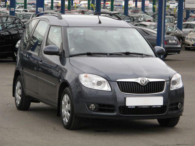 Škoda Roomster  (2006, 1.2 i)