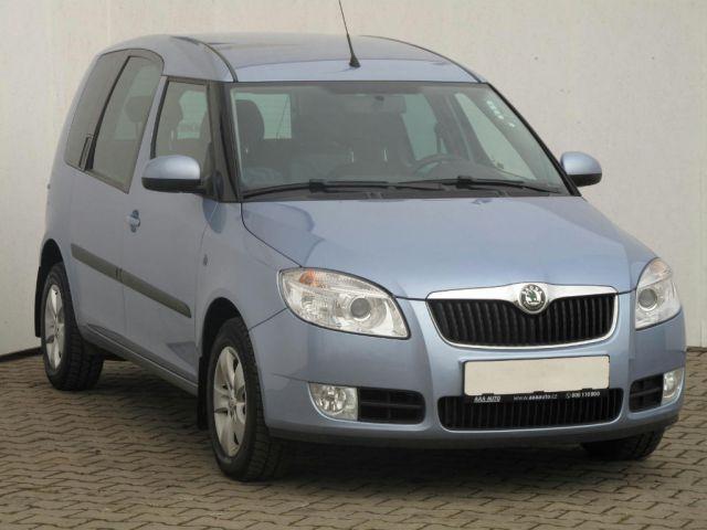 Škoda Roomster  (2010, 1.2 i)