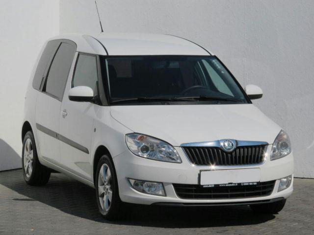 Škoda Roomster  (2012, 1.2 TSI)