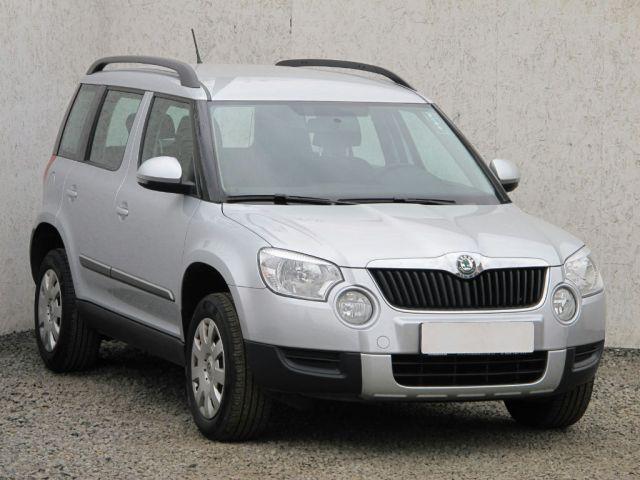 Škoda Yeti  (2011, 1.2 TSI)