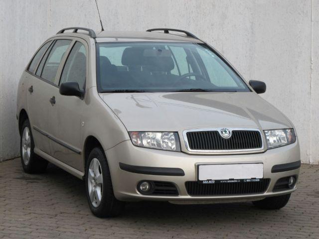 Škoda Fabia Combi (2006, 1.2)